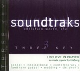 I Believe In Prayer, Accompaniment CD