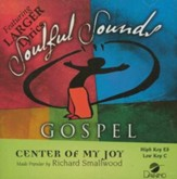 Center of My Joy, Accompaniment CD