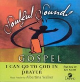 I Can Go to God In Prayer, Accompaniment CD