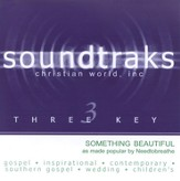 Something Beautiful, Accompaniment CD