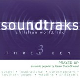 Prayed Up, Accompaniment CD