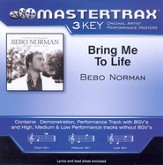 Bring Me To Life, Accompaniment CD
