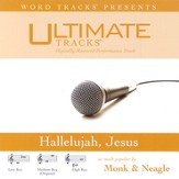 Hallelujah, Jesus - High Key Performance Track w/o Background Vocals [Music Download]