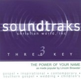 The Power Of Your Name, Accompaniment CD