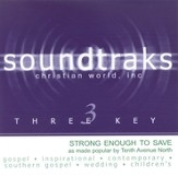 Strong Enough To Save, Accompaniment CD