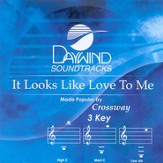 It Looks Like Love To Me, Accompaniment CD