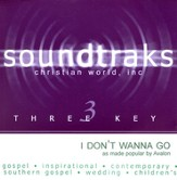 I Don't Wanna Go [Music Download]