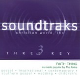 Faith Thing, Accompaniment CD