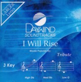 I Will Rise, Acc CD