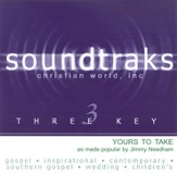 Yours To Take, Accompaniment CD