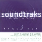 Keep Changing The World, Accompaniment CD