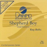 Shepherd Boy, Accompaniment CD