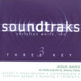 Jesus Saves, Accompaniment CD