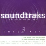 I Choose To Worship, Accompaniment CD