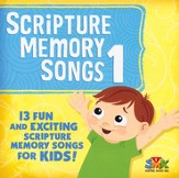 Scripture Memory Songs, Volume 1