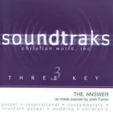 The Answer, Accompaniment CD