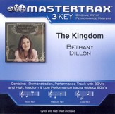 The Kingdom (Medium Key-Premiere Performance Plus w/o Background Vocals) [Music Download]