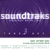 Day After Day, Accompaniment CD