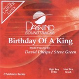 Birthday of A King, Accompaniment CD