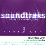 Heaven's Mine, Accompaniment CD