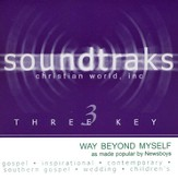 Way Beyond Myself, Accompaniment CD