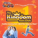 The Kingdom Kidz Club 1 CD