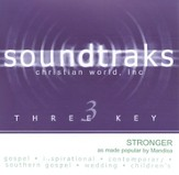 Stronger, Accompaniment CD