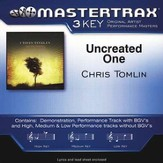 Uncreated One, Accompaniment CD