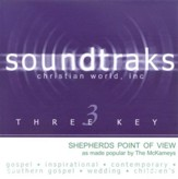 Shepherds Point Of View, Accompaniment CD