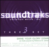 Shine Your Glory Down Acc, CD