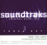 Take You Away, Accompaniment CD