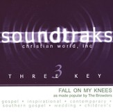 Fall On My Knees, Accompaniment CD