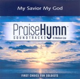 My Savior My God, Accompaniment CD