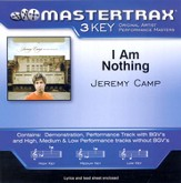I Am Nothing (Medium Key-Premiere Performance Plus w/ Background Vocals) [Music Download]