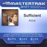 Sufficient, Accompaniment CD