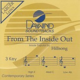 From the Inside Out, Accompaniment CD