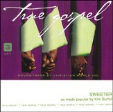 Sweeter, Accompaniment CD