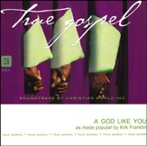 A God Like You, Accompaniment CD