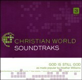 God Is Still God, Accompaniment CD