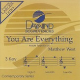 You Are Everything, Accompaniment CD
