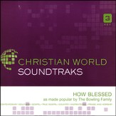 How Blessed, Accompaniment CD