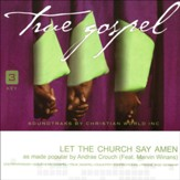 Let The Church Say Amen, Accompaniment CD