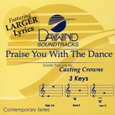 Praise You With The Dance, Accompaniment CD