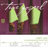 Can't Live, Accompaniment CD