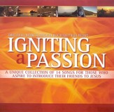 Igniting A Passion CD