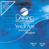 Yes I Am, Accompaniment CD