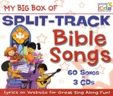 My Big Box of Split-Track Bible Songs, 3 CDs
