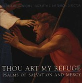 Thou Art My Refuge: Psalms of Salvation and Mercy, Compact Disc [CD]