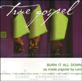 Burn It All Down Acc, CD