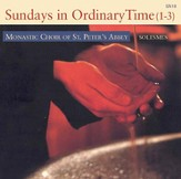 Sundays in Ordinary Time CD